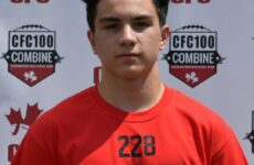 Montreal Combine Spotlight: New method to the madness for DB Childs