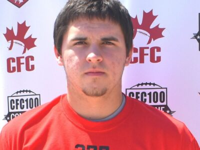 Mississauga Combine Spotlight: QB Staley looking to become a better leader