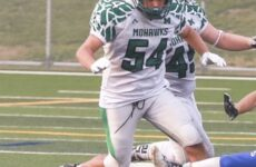 Season Preview: LB Angstadt missed the competition