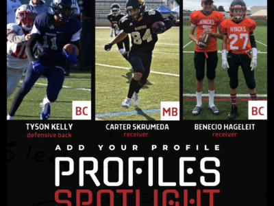 Profiles Spotlight | Huge DB out of B.C. deserves a look