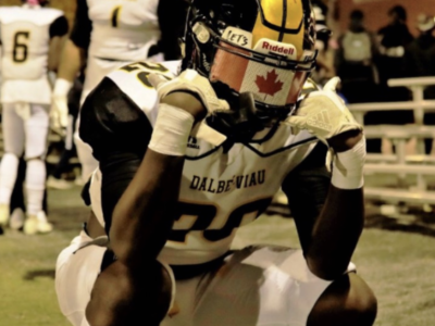 South of Border: CFC100 DB Victor announces NCAA commitment
