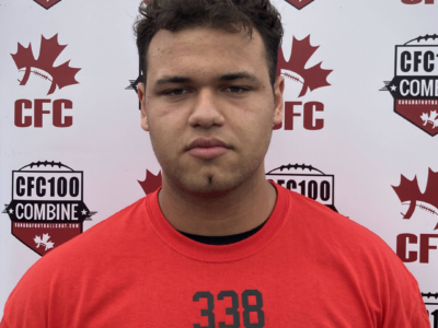 Season Feature: CFC150 DT Lisak looking for another banner