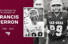 PRESS RELEASE: uOttawa in mourning following the death of one of its Mechanical Engineering students and Gee-Gees football athletes
