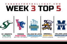 CFC25 Small School RANKINGS (WEEK 3): Who will win the race for top spot in Quebec?