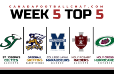 CFC25 Small School RANKINGS (WEEK 5): College Laval establishes their dominance in Quebec