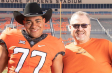 South of the Border: New Canadian Cowboy hits the scene as Oklahoma State wrangle another CFC60