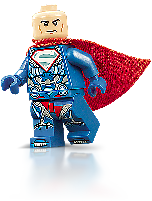 Minifigura exclusiva de Lex Luthor™