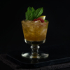 Sherry Cobbler cocktail photo