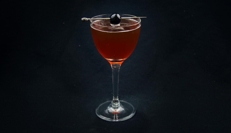 Manhattan Cocktail Tuxedo No 2