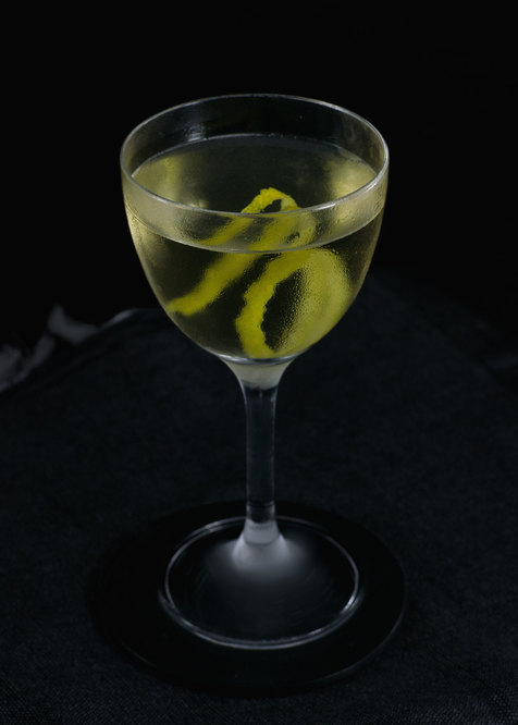 Martini Cocktail | Tuxedo No.2