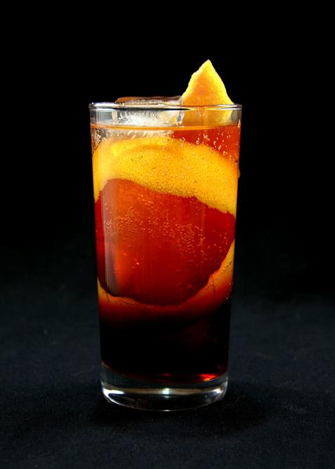 Americano Cocktail | Tuxedo No.2
