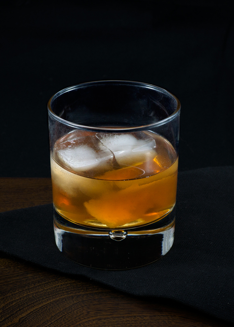 Improved Whiskey Cocktail Cocktail Tuxedo No2