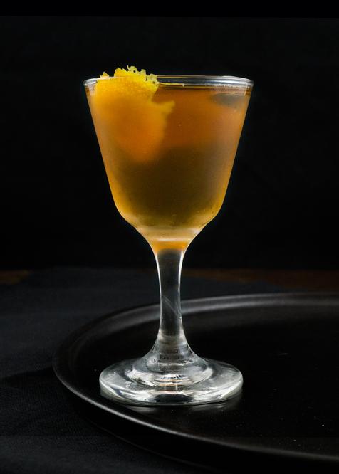 Martinez Cocktail | Tuxedo No.2