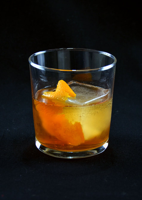 Old Fashioned Cocktail Tuxedo No2