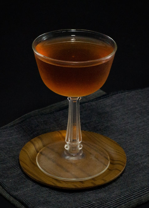 Pressure Drop Cocktail | Tuxedo No.2