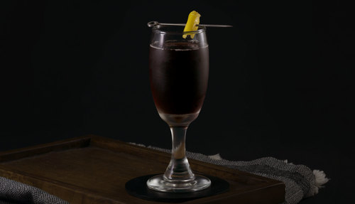 sherry cocktail photo