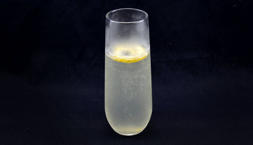 champagne cocktail photo