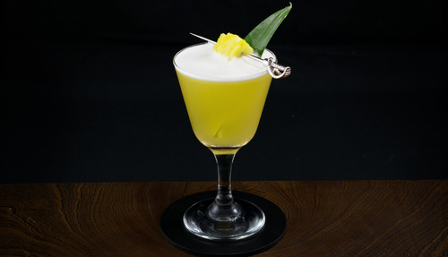 pineapple cocktail photo