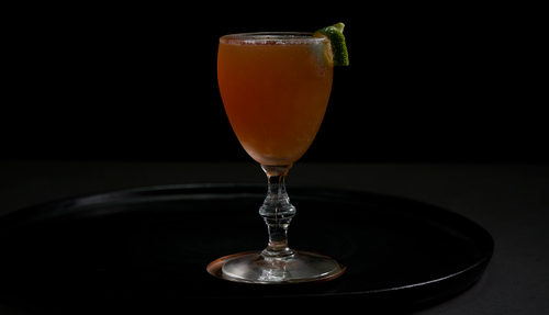 swedish punsch cocktail photo