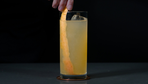 orange liqueur cocktail photo