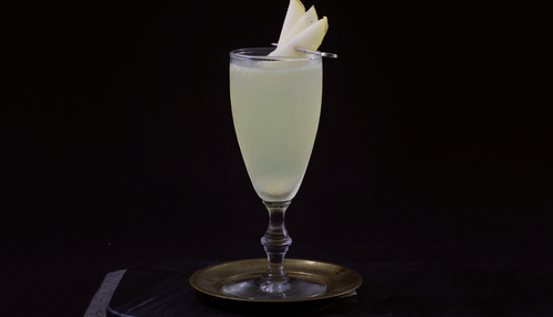 pear cocktail photo
