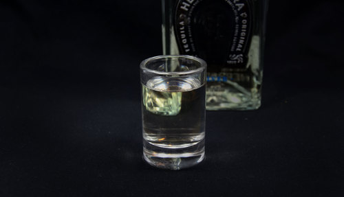 Tequila cocktail photo