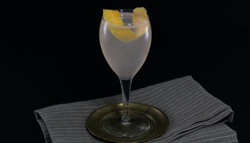 Mucho Picchu cocktail photo