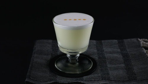 Pisco Sour cocktail photo