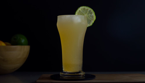 lemon cocktail photo