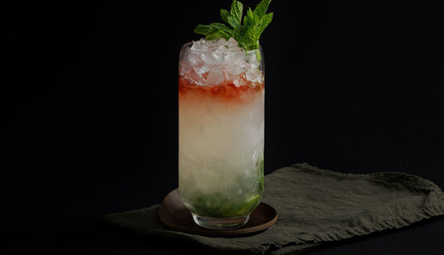 mint cocktail photo