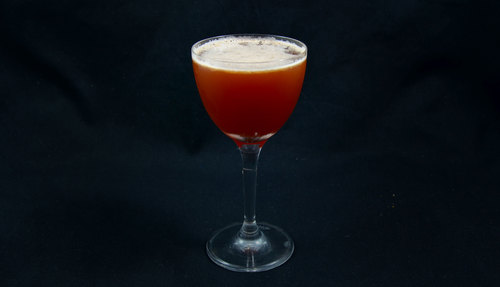 Alabazam Cocktail | Tuxedo No.2
