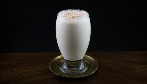 milk cocktail photo