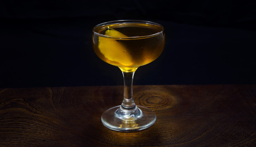 gin cocktail photo