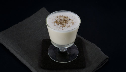 Brandy Alexander cocktail photo