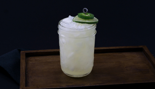 ginger beer cocktail photo