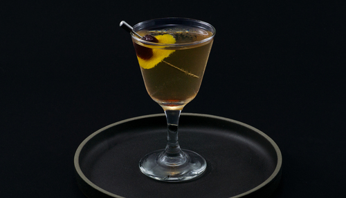 El Presidente Cocktail | Tuxedo No.2