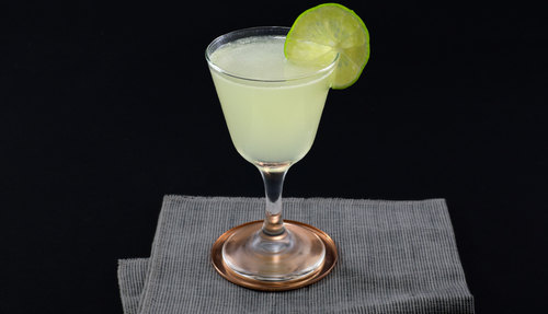 lime cordial cocktail photo