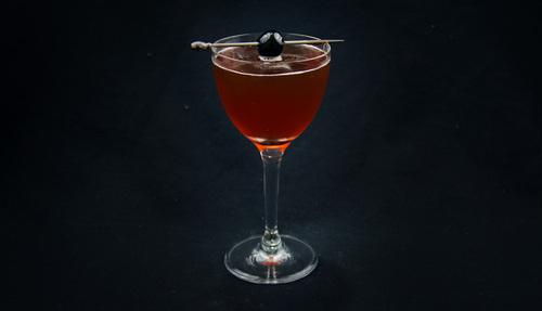 Manhattan cocktail photo