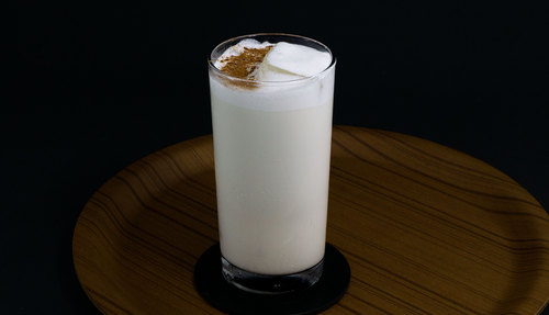 Milk Punch cocktail photo