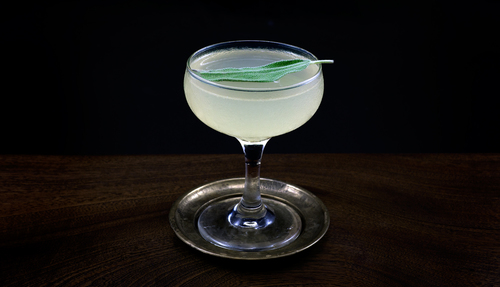 sage cocktail photo