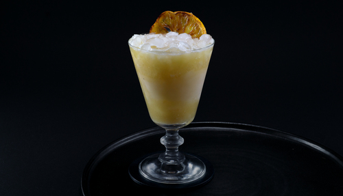 coconut cream cocktail photo