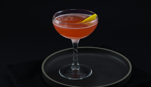 Paper Plane cocktail photo