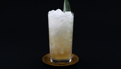 Pineapple Fizz cocktail photo