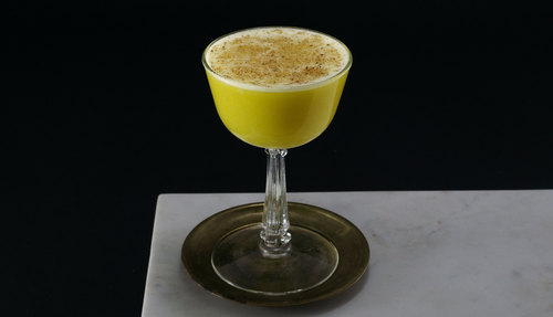 egg cocktail photo