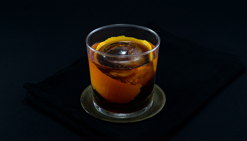 Scorched Earth cocktail photo