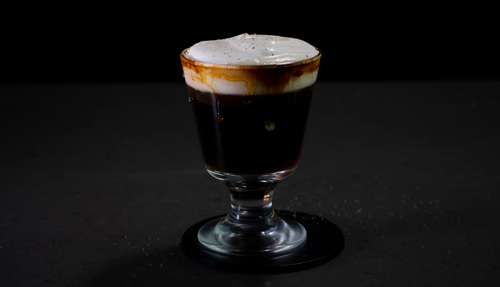 Spanish Coffee cocktail photo