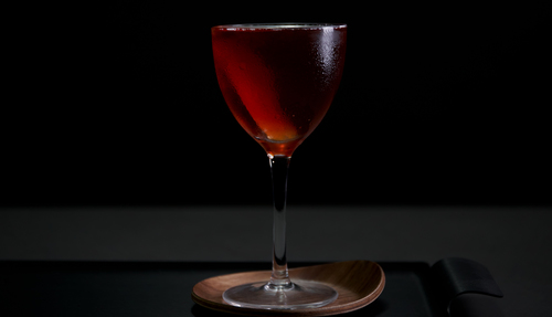 port cocktail photo