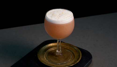 egg white cocktail photo