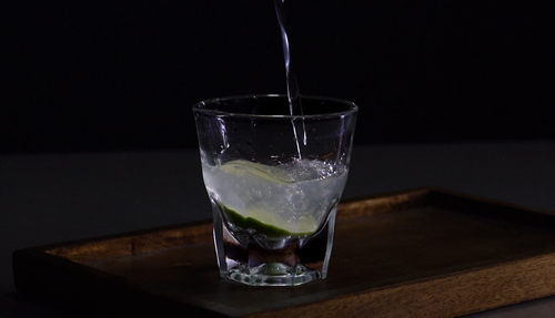 simple syrup cocktail photo