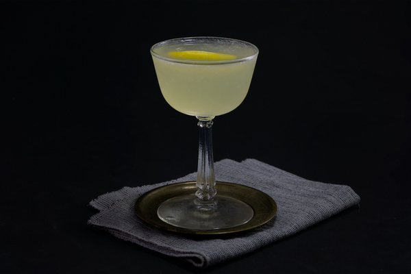 Bees Knees cocktail photo